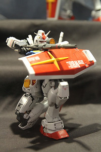 I am ready! RX78-2 Gundam MG V3.0